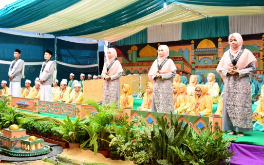 Acara Haflah Khotmil Qur'an